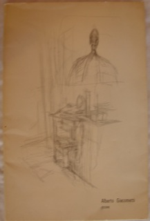 Image for Alberto Giacometti Dessins