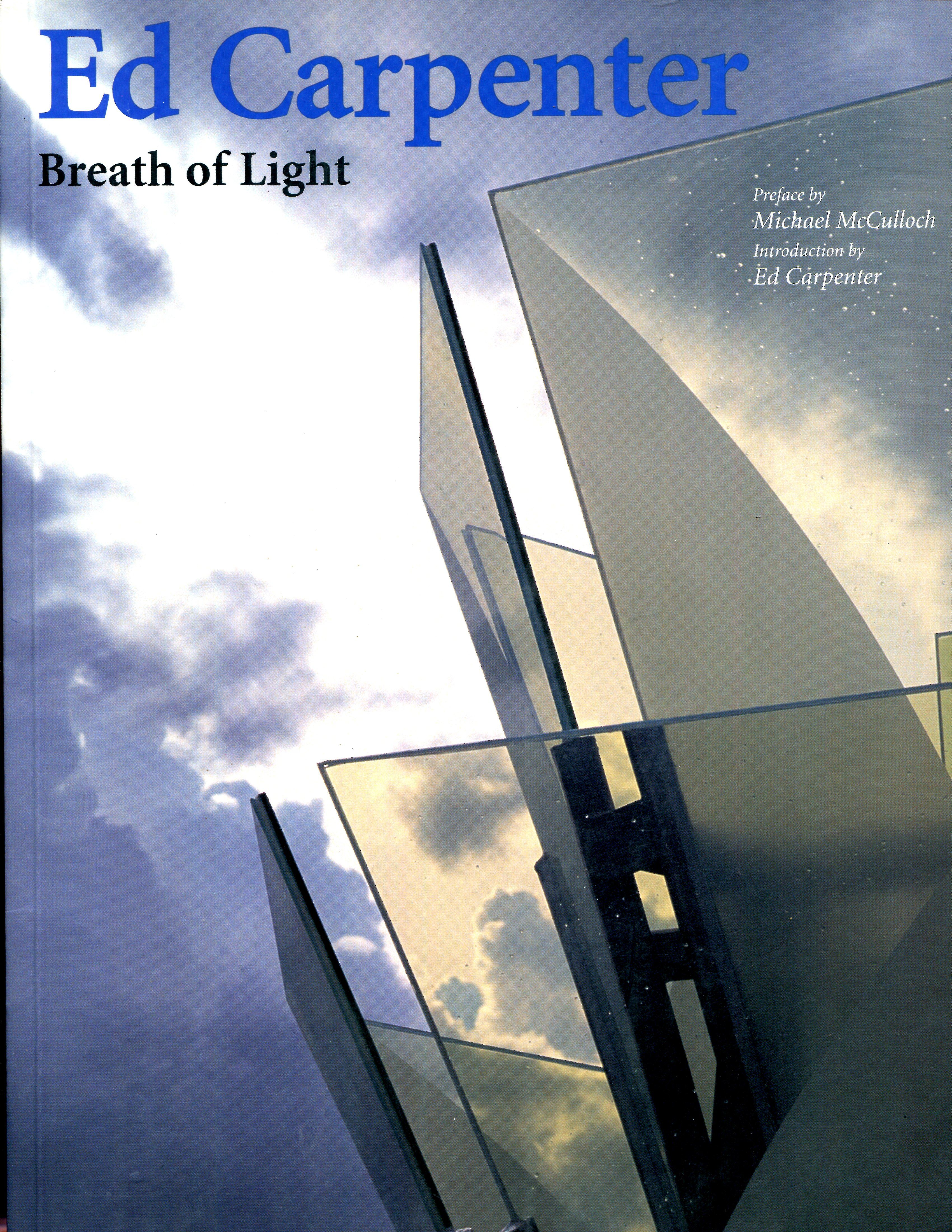 Image for Ed Carpenter: Breath of Light