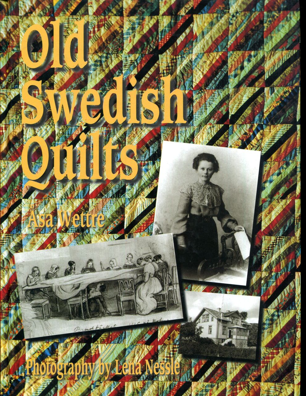 Image for Old Swedish Quilts