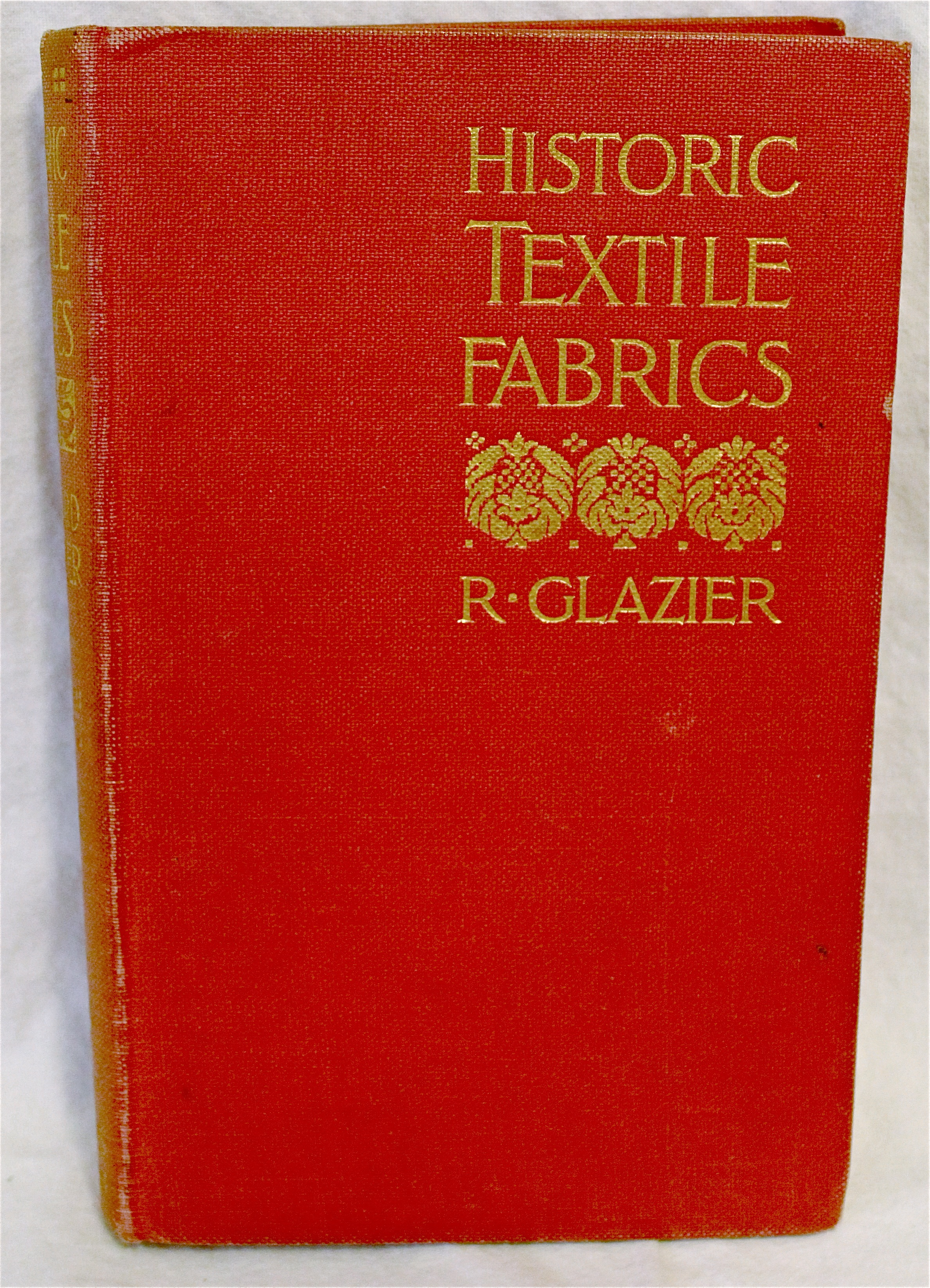 Image for Historic Textile Fabrics