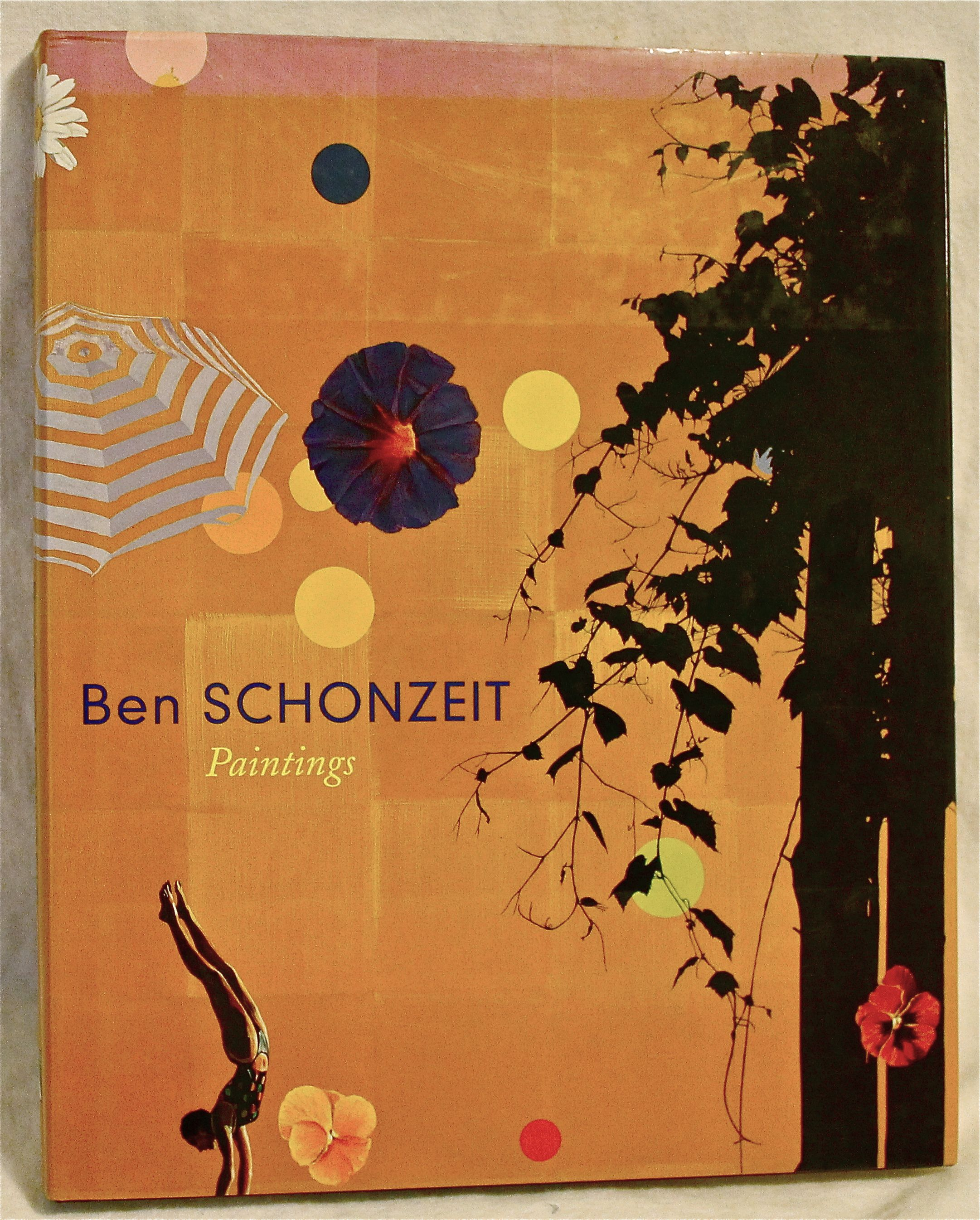 Image for Ben Schonzeit: Paintings