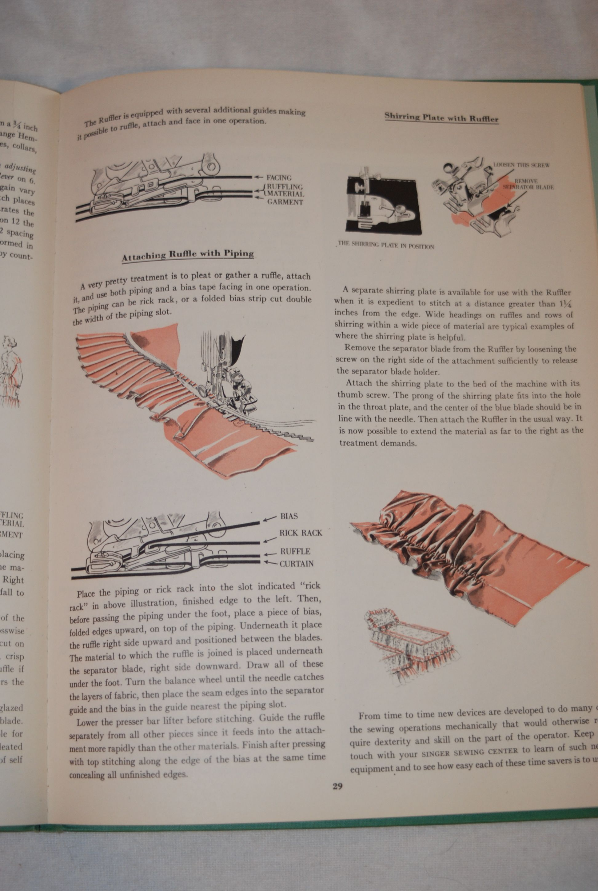 Image for Singer Sewing Skills Reference Book