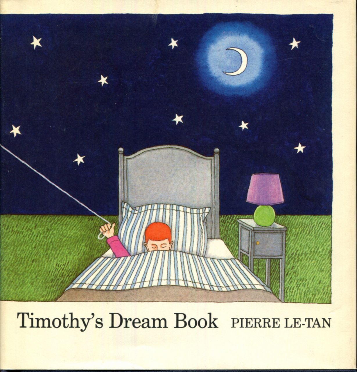 Image for Timothy's dream book