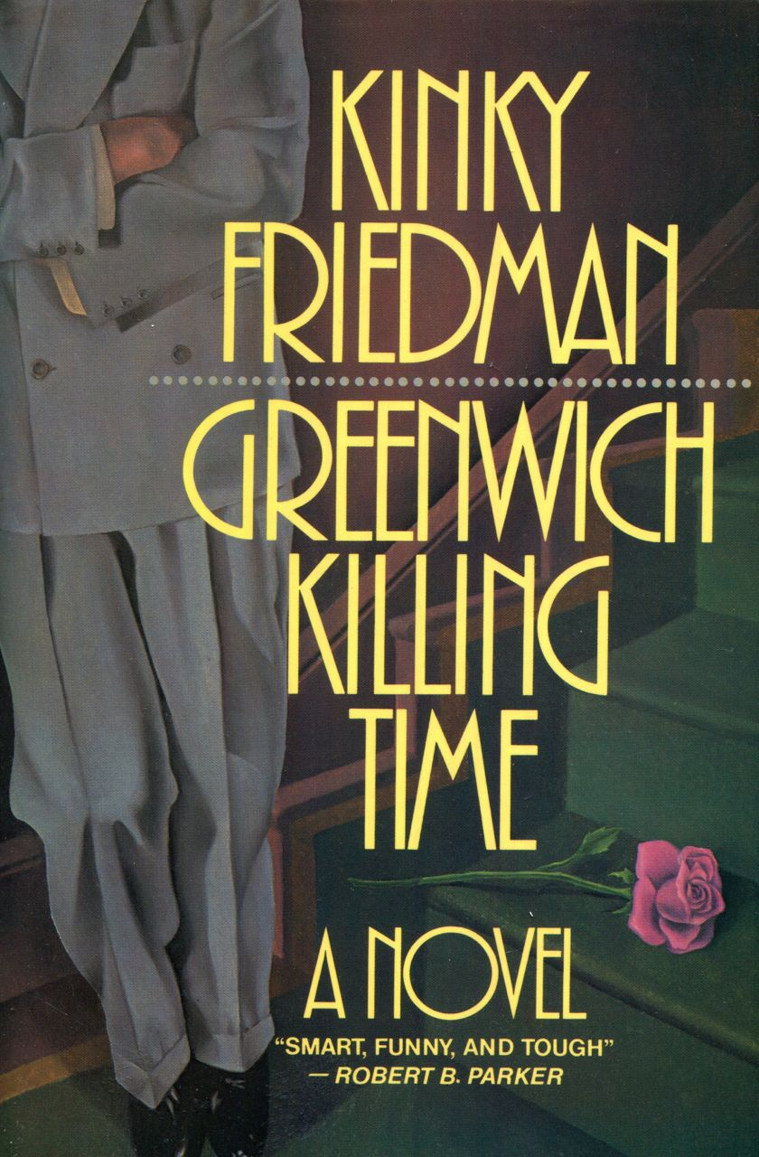 Image for Greenwich Killing Time