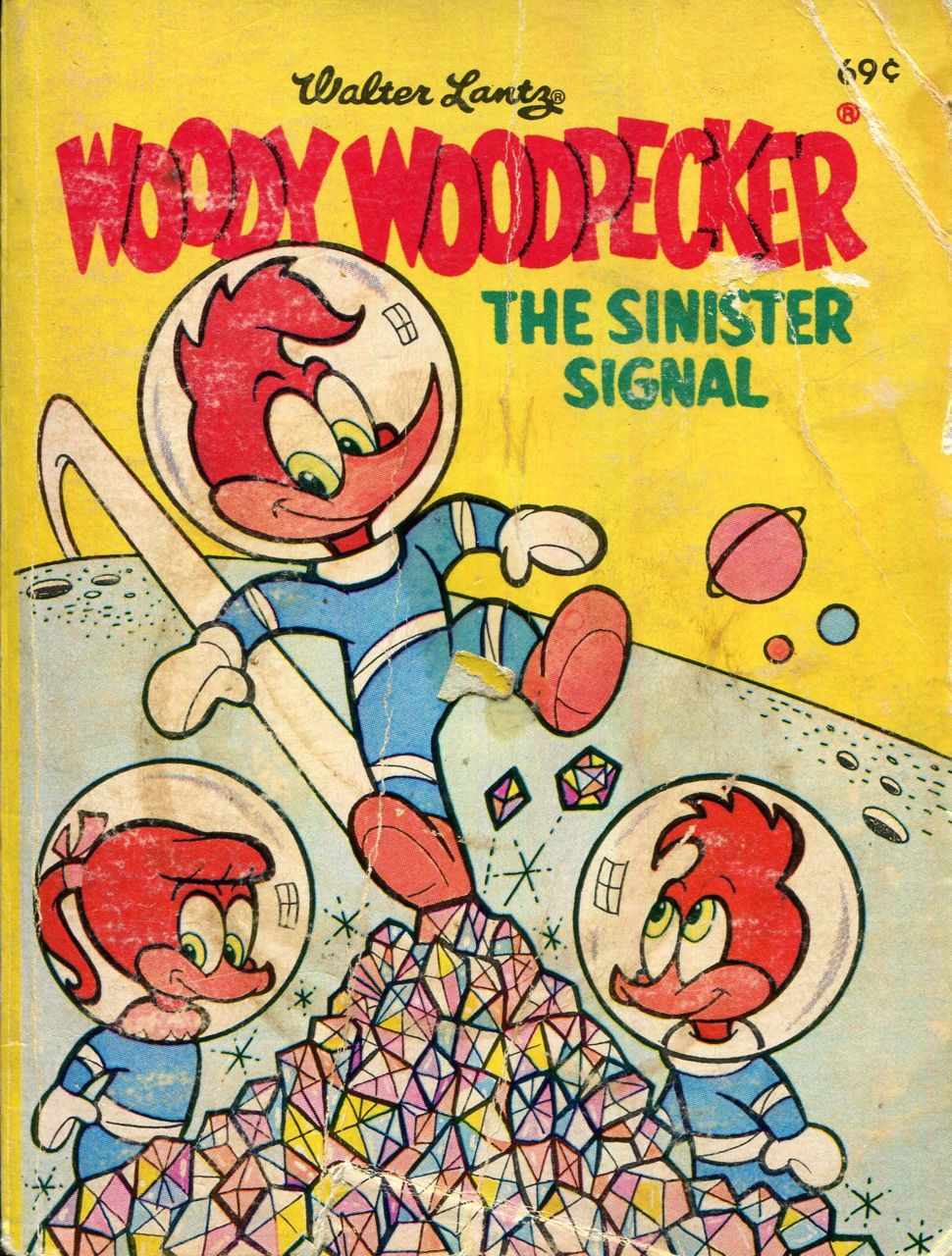 Image for Woody Woodpecker: The Sinister Signal (Big Little Books 0