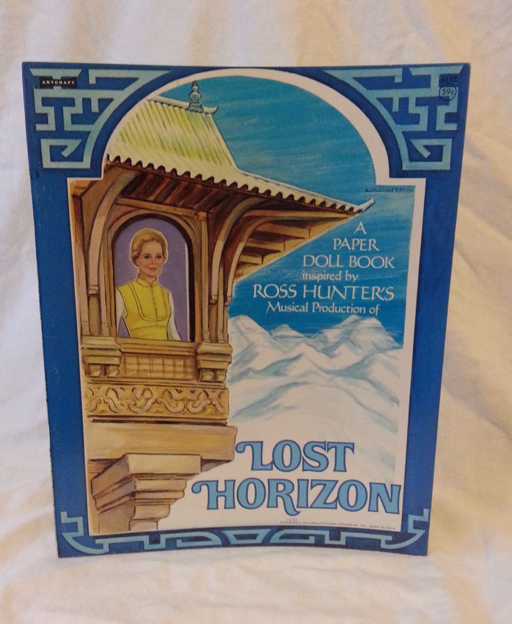 Image for Lost Horizon: Paper Dolls