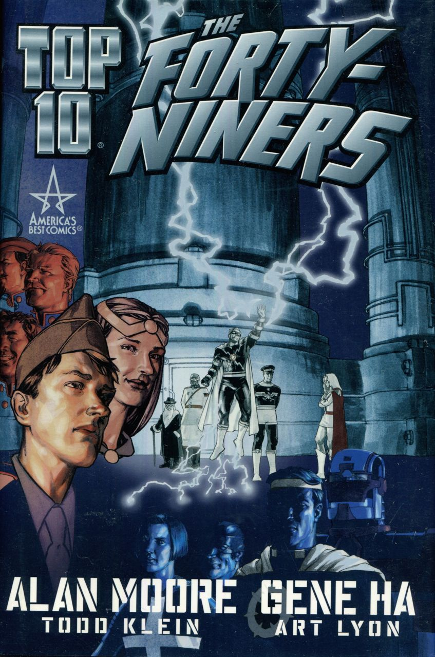 Image for Top Ten: The Forty-Niners