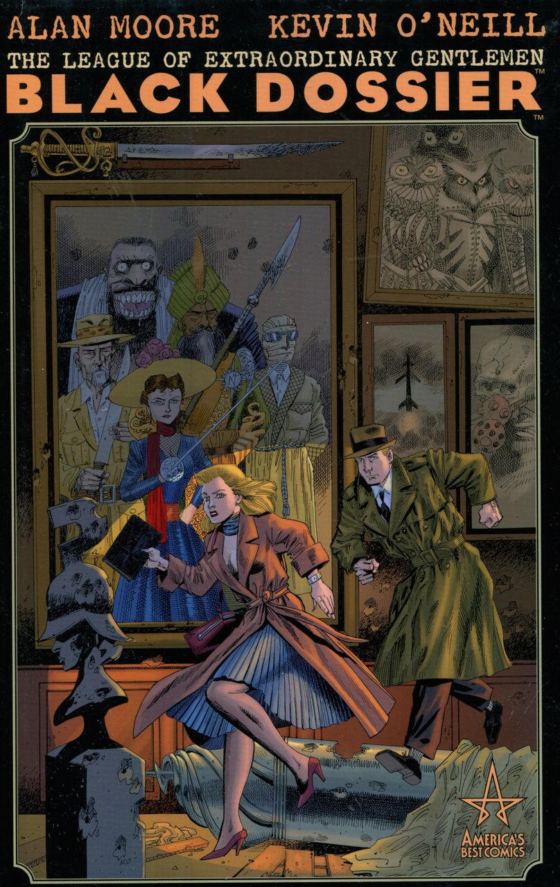 Image for The League of Extraordinary Gentlemen: The Black Dossier