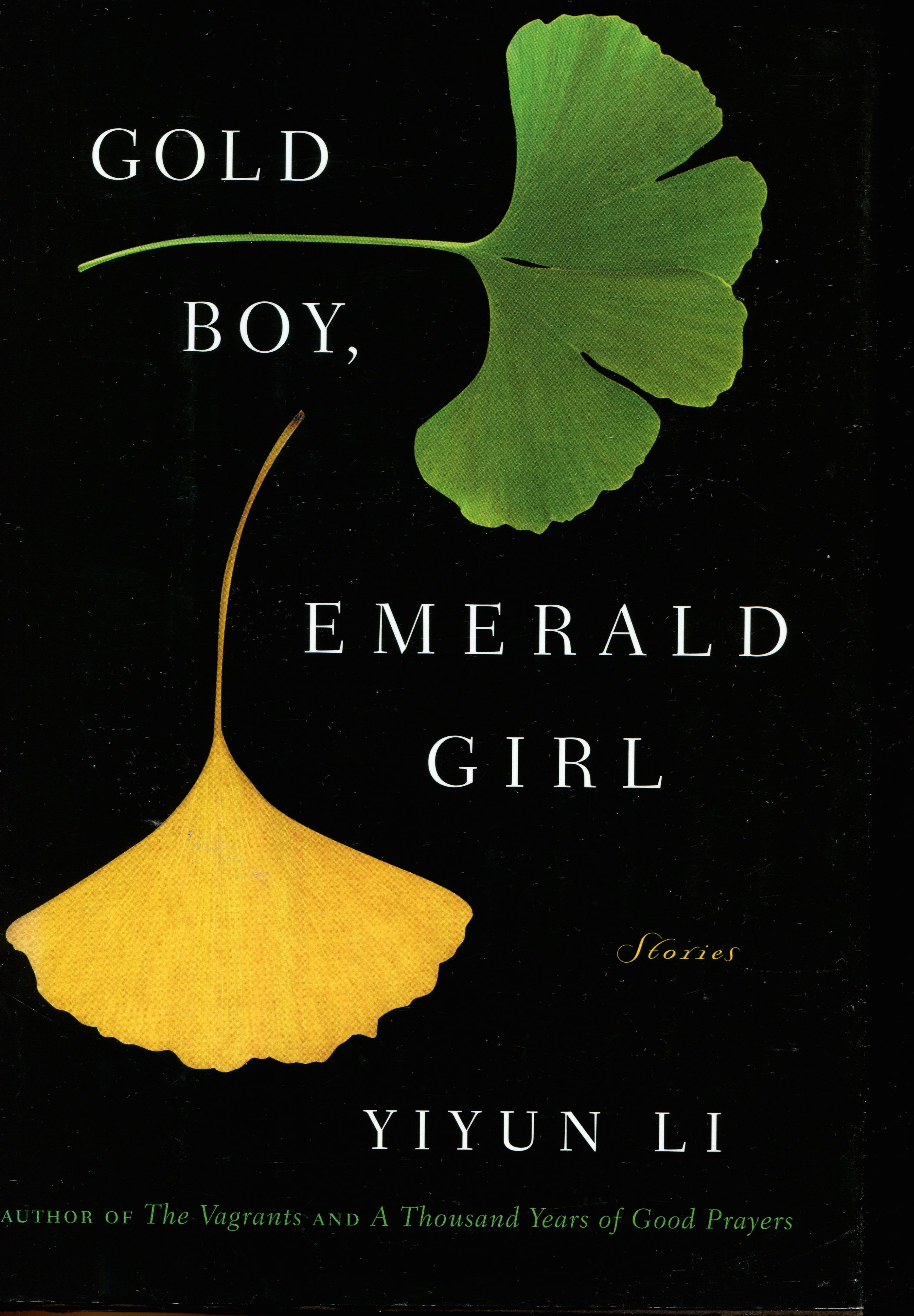 Image for Gold Boy, Emerald Girl: Stories