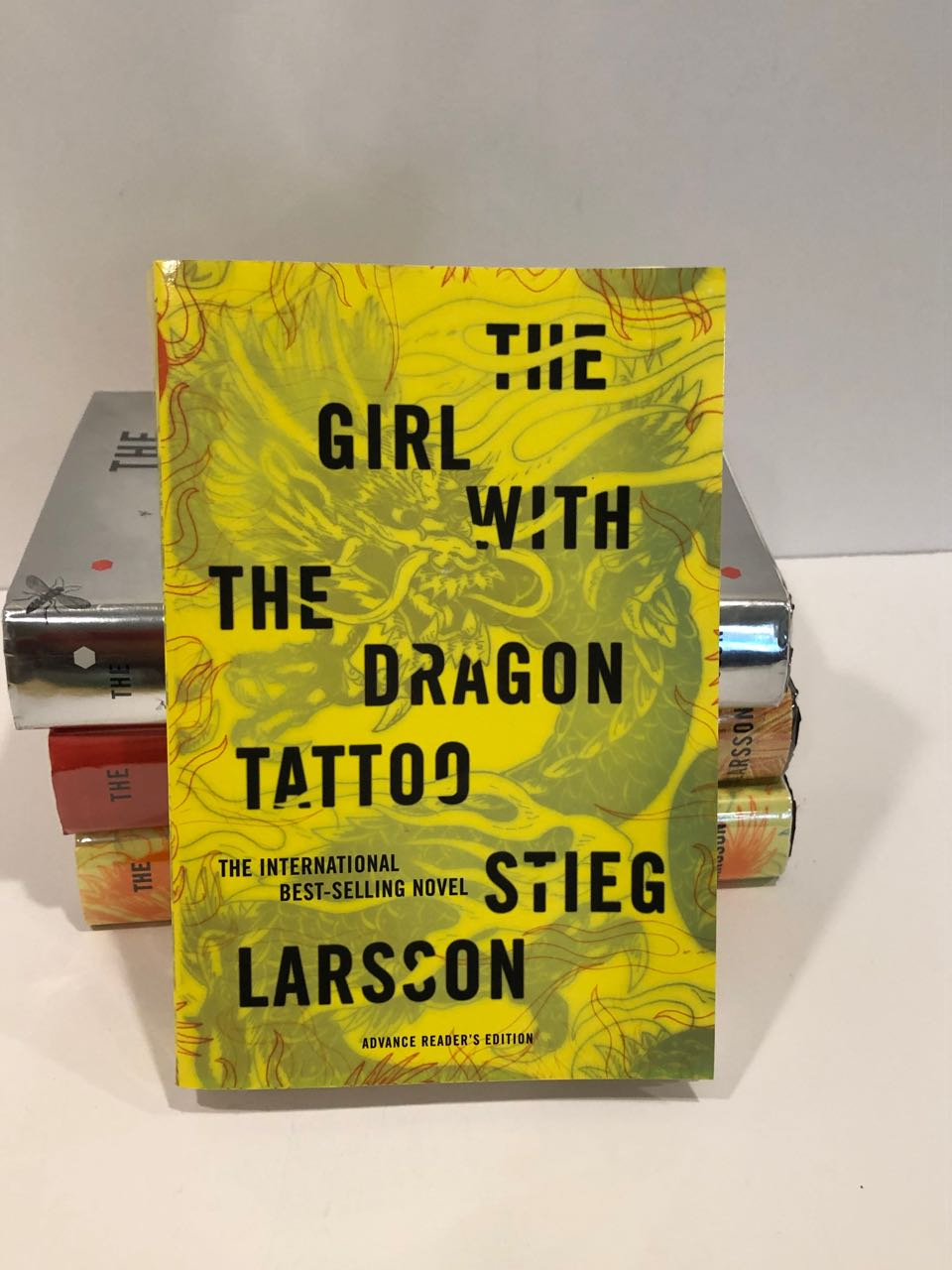 Image for Stieg Larsson's Millennium Trilogy: The Girl with the Dragon Tattoo, The Girl Who Played with Fire, The Girl Who Kicked the Hornet's Nest