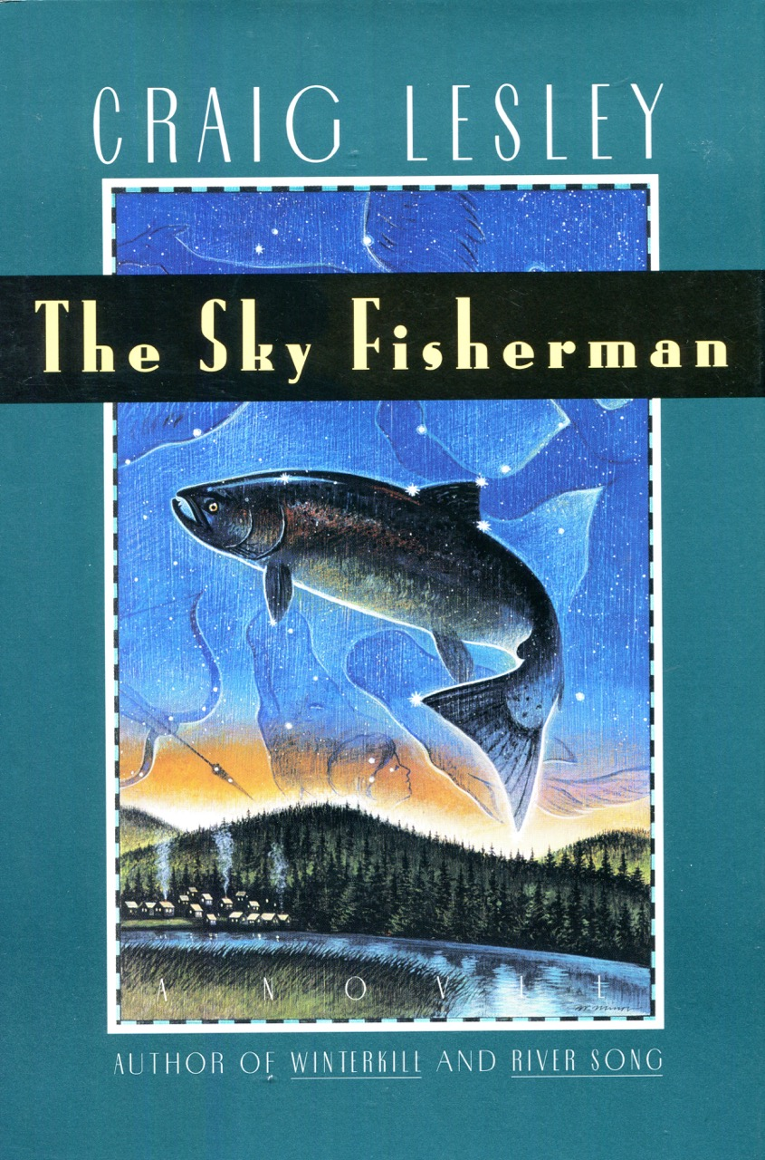 Image for The Sky Fisherman