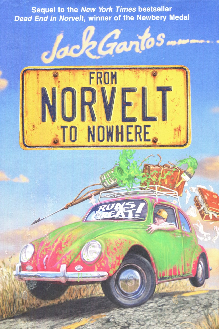 Image for From Norvelt to Nowhere (Norvelt Series)
