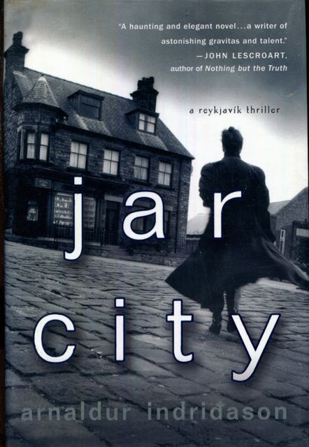 Image for Jar City: A Thriller (Reykjavik Thriller)