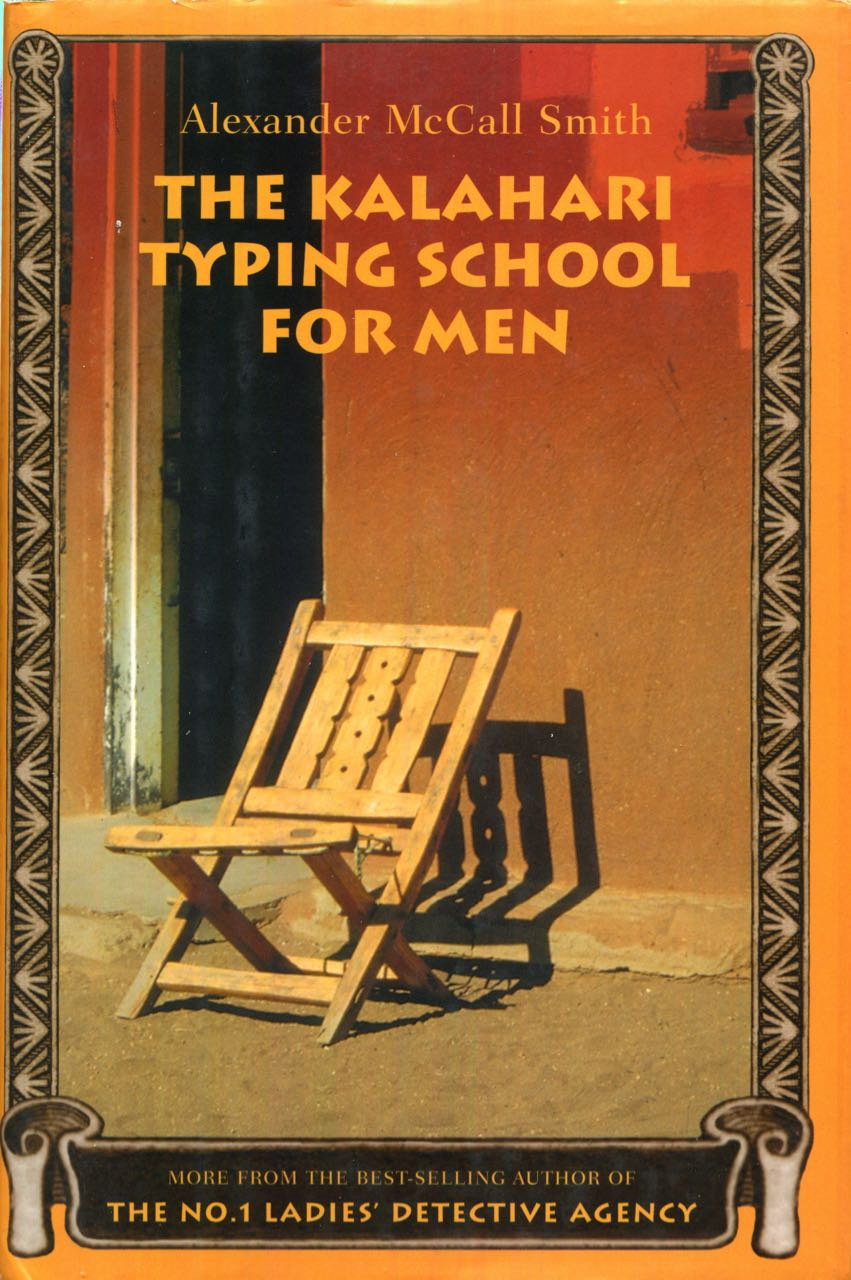 Image for The Kalahari Typing School for Men: More from the No. 1 Ladies' Detective Agency