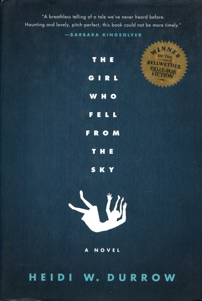 Image for The Girl Who Fell from the Sky