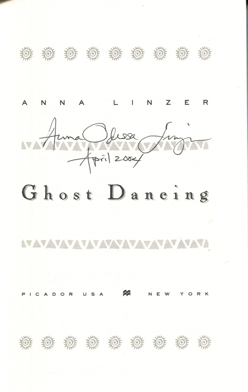Image for Ghost Dancing