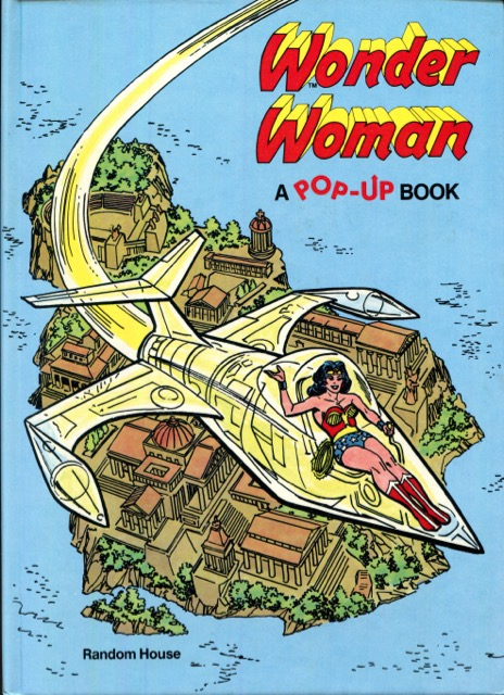Image for Wonder Women Pop-Up Book