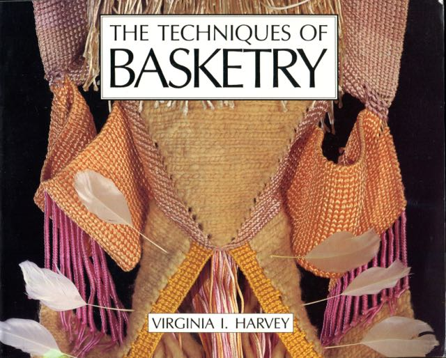 Image for The Techniques of Basketry