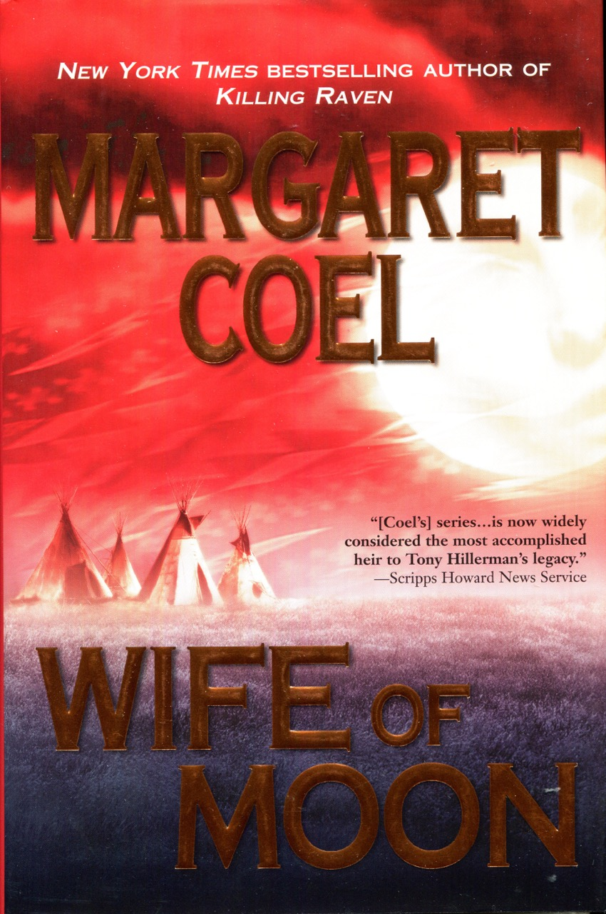 Image for Wife of Moon (Wind River Reservation Mystery)
