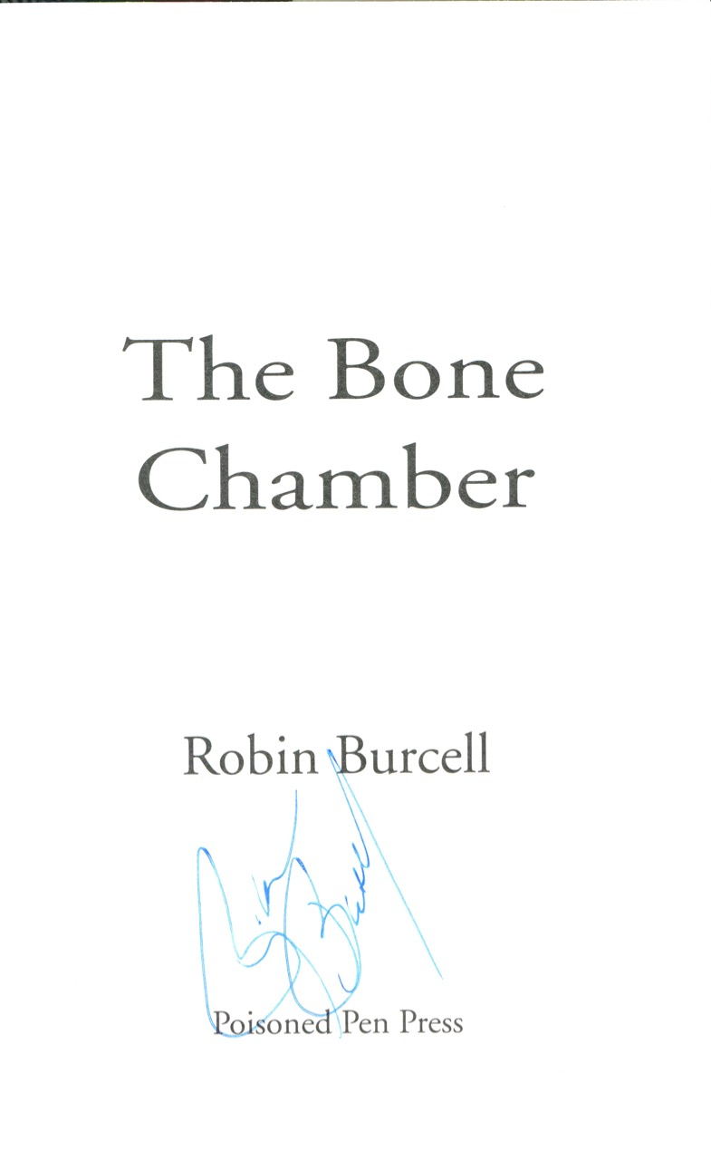 Image for The Bone Chamber