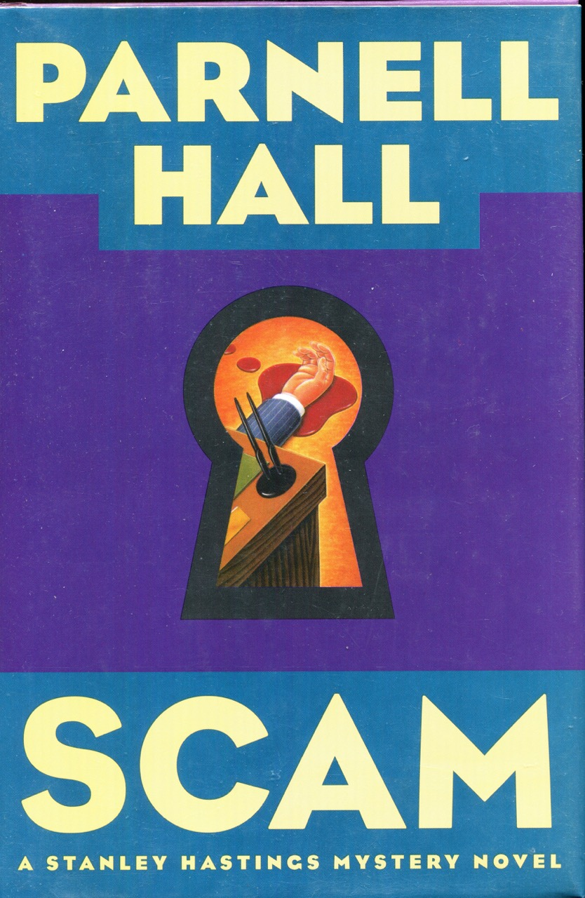 Image for Scam (Stanley Hastings Mysteries)