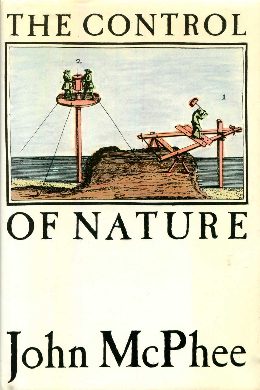Image for The Control of Nature