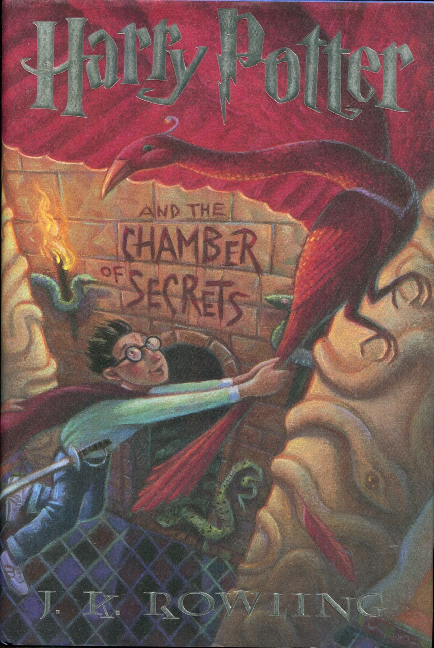 Image for Harry Potter and the Chamber of Secrets (Book 2)
