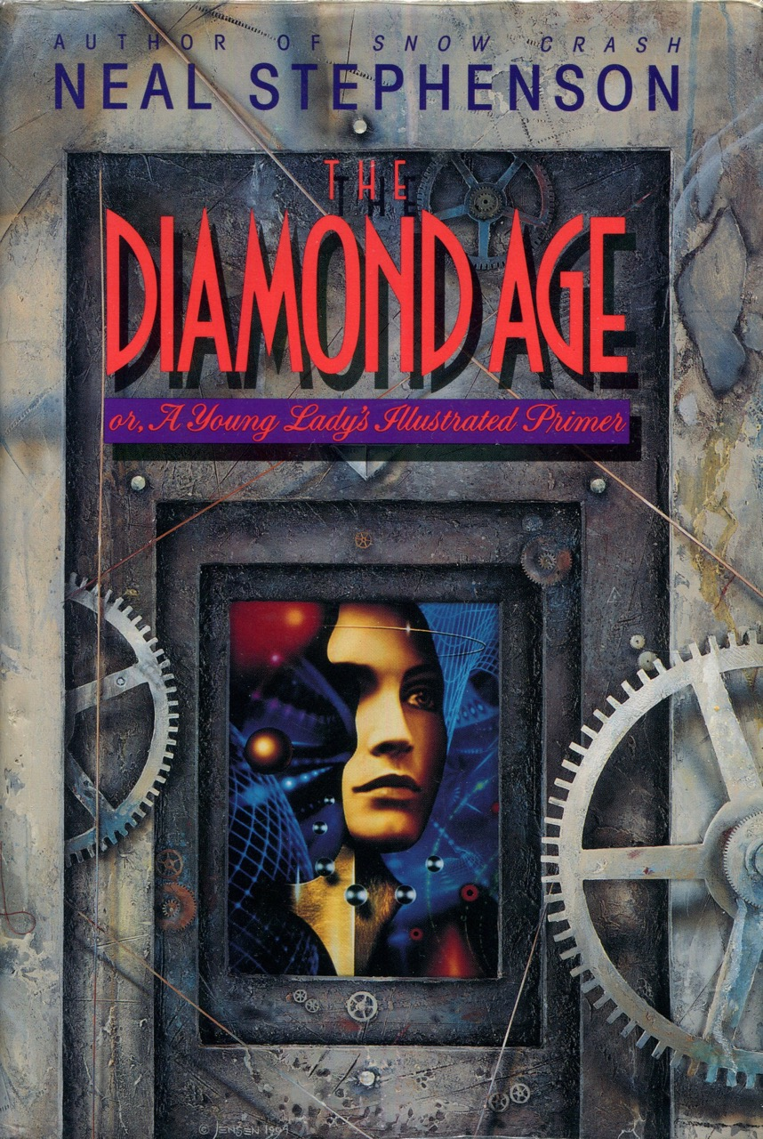 Image for The Diamond Age, or, A Young Lady's Illustrated Primer