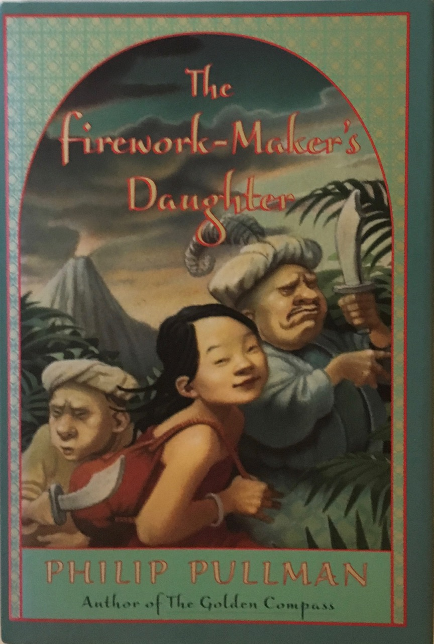 Image for The Firework-Maker's Daughter