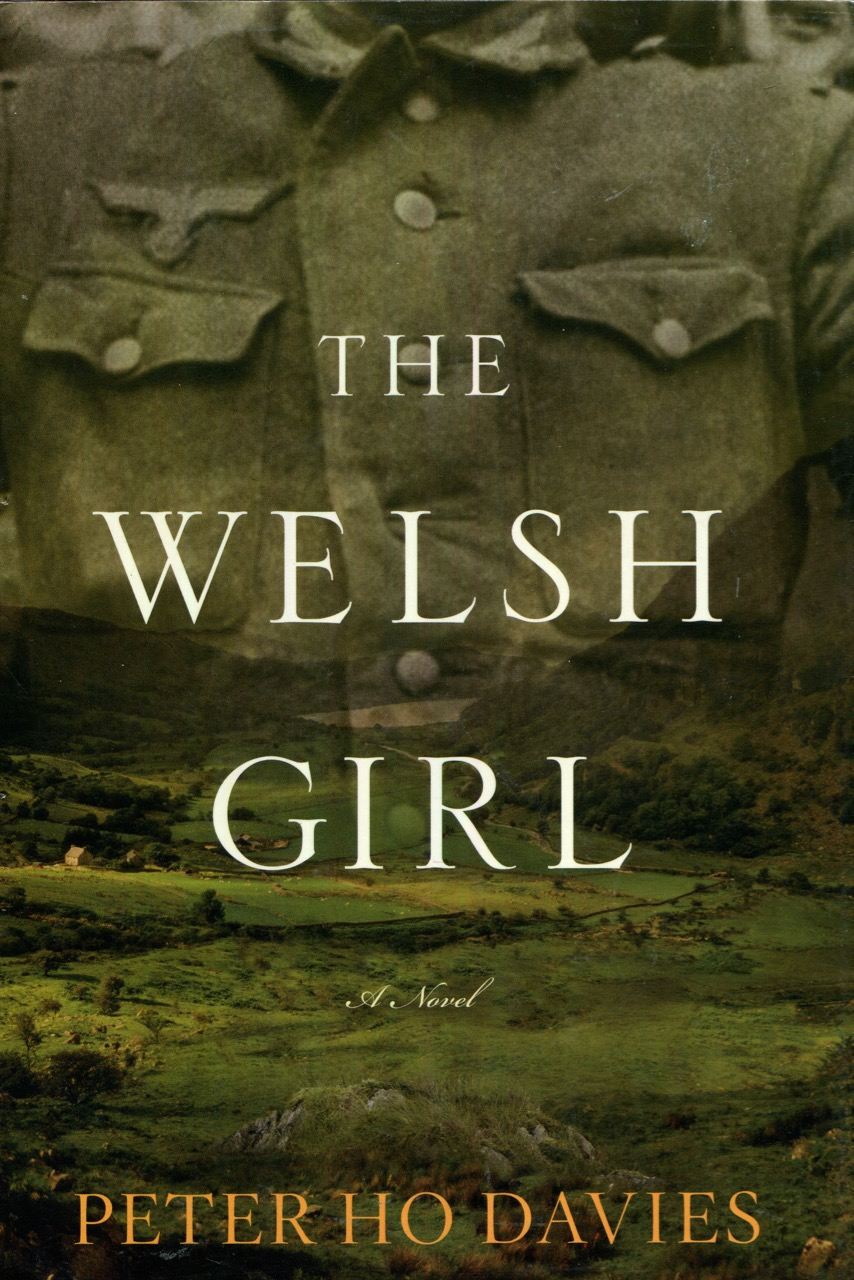 Image for The Welsh Girl