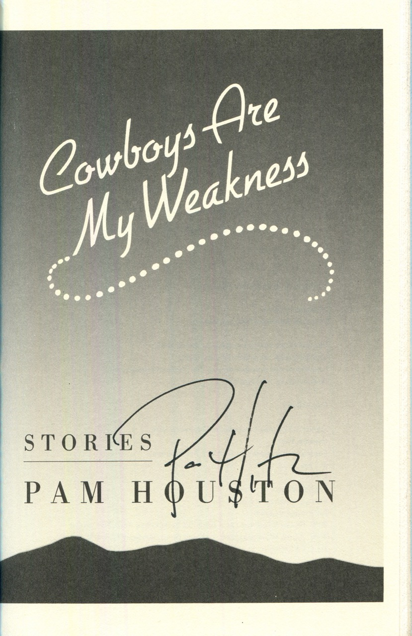 Image for Cowboys Are My Weakness: Stories