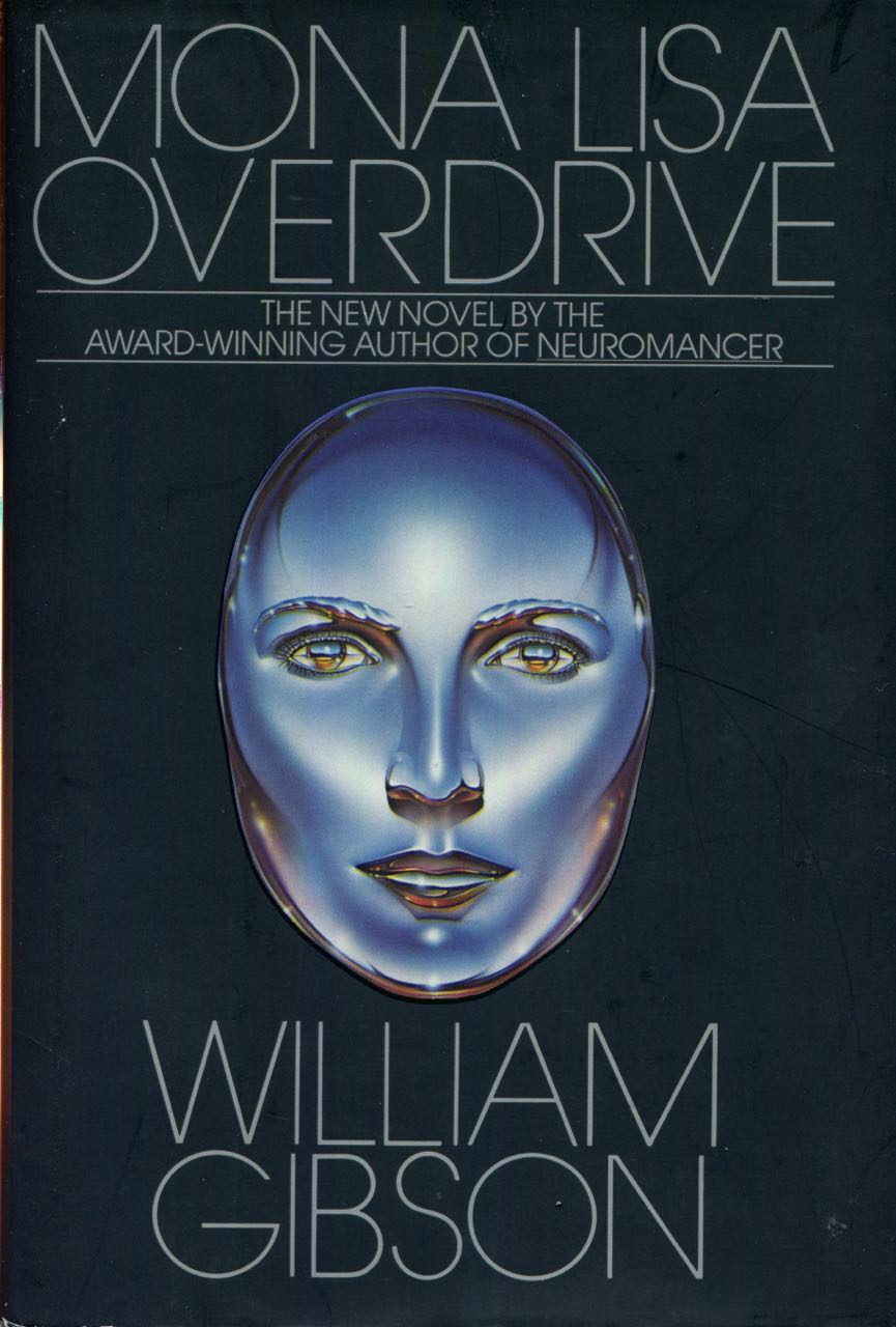Image for Mona Lisa Overdrive (Bantam Spectra Book)