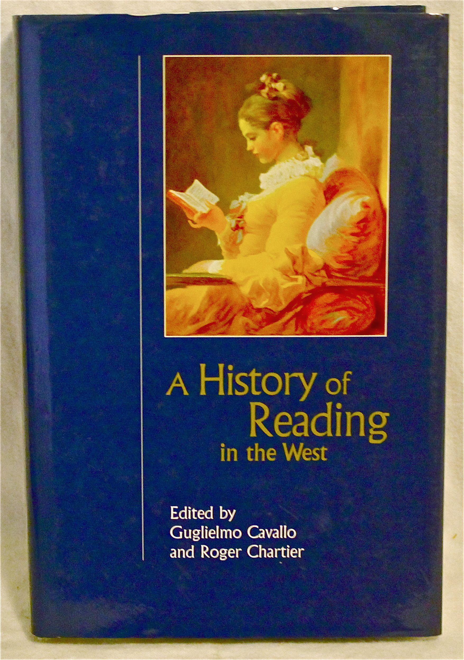 Image for A History of Reading in the West (Studies in Print Culture and the History of the Book)