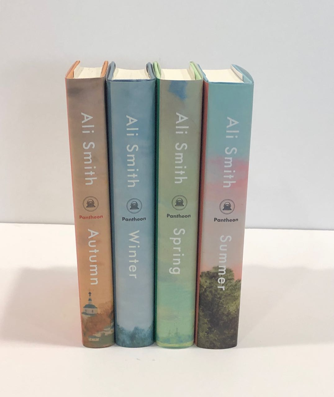 Image for Seasonal Quartet.  Set of all Four US First Editions