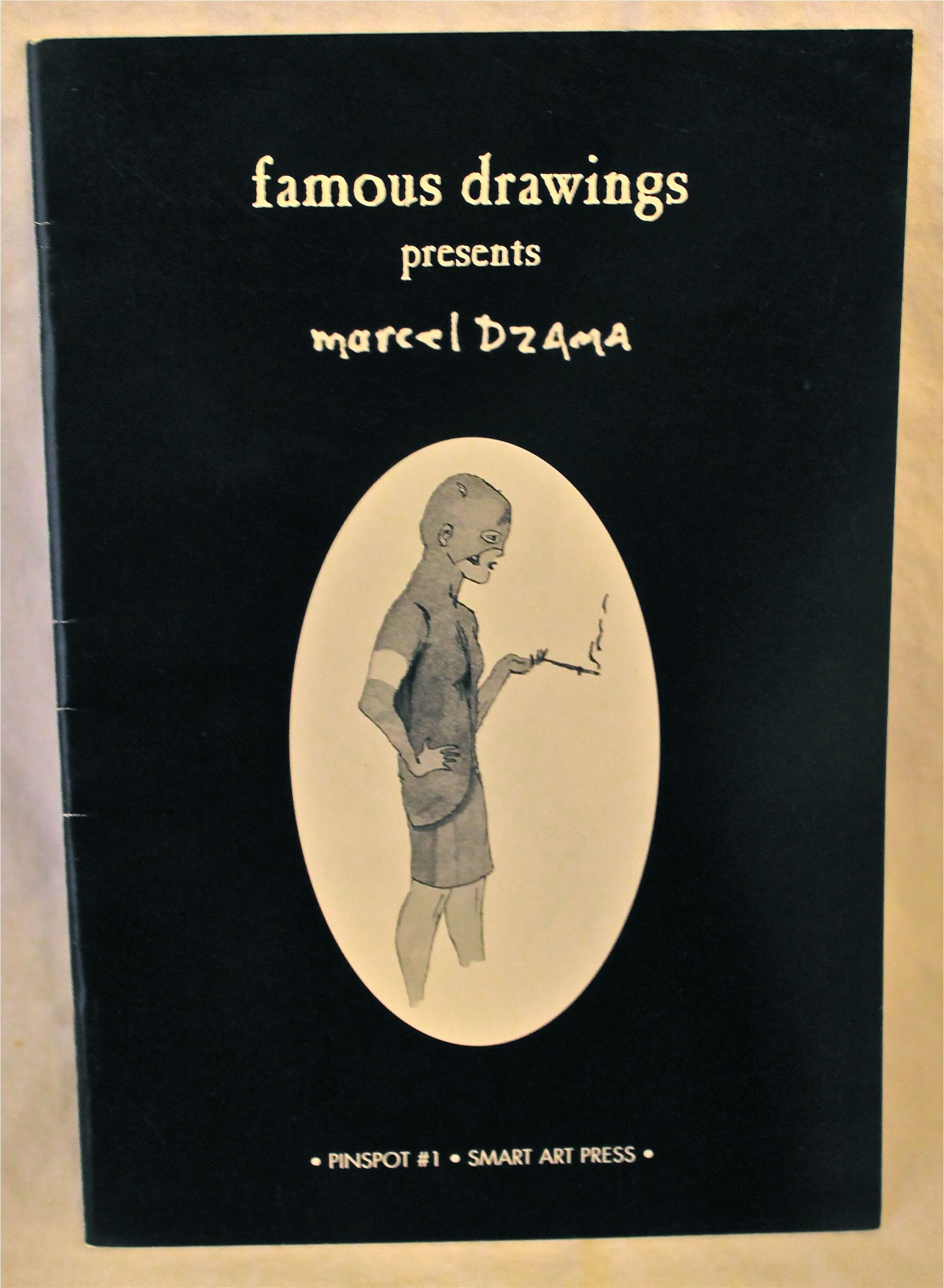 Image for Famous drawings presents Marcel Dzama (Pinspot)