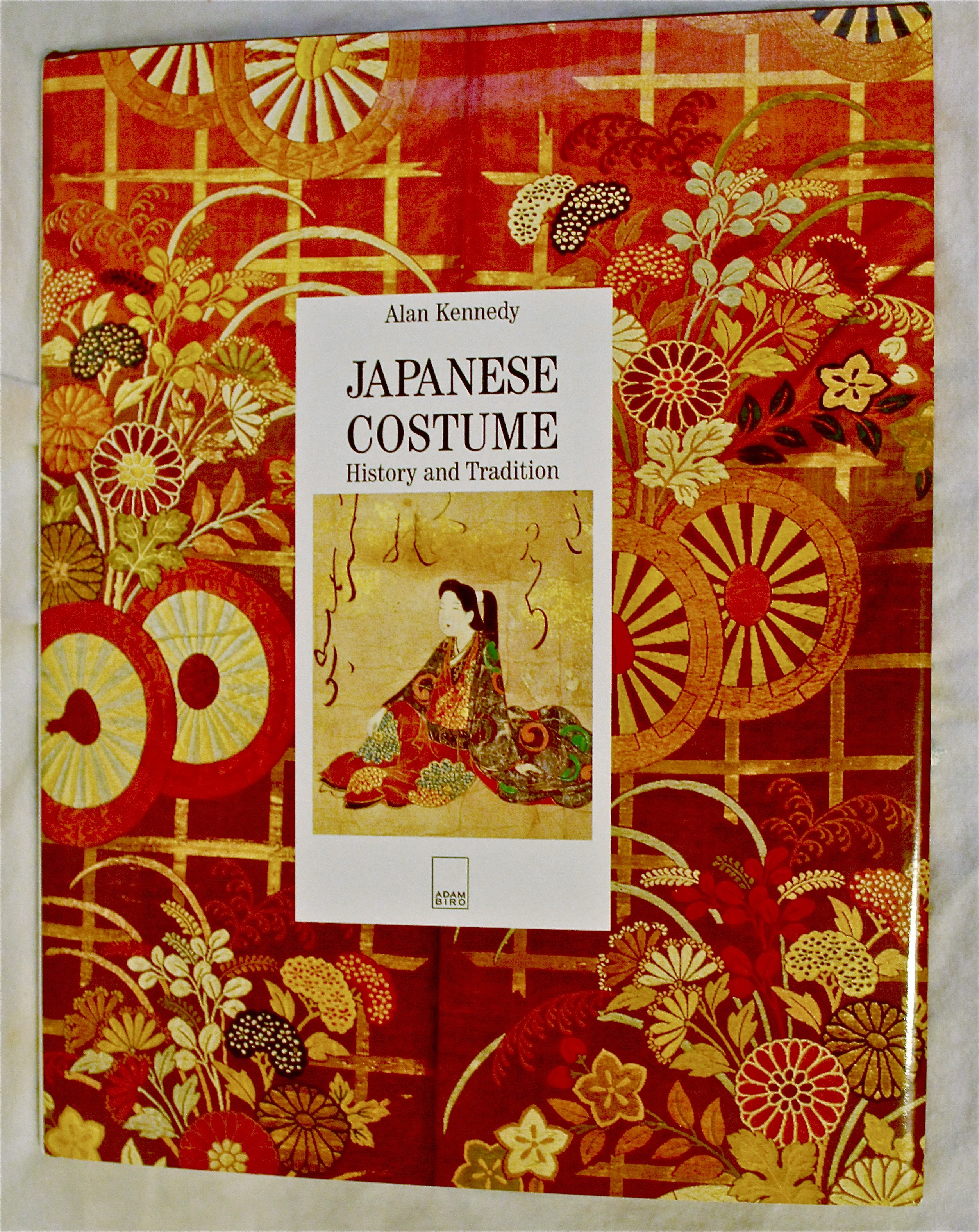 Image for Japanese Costume: History and Tradition