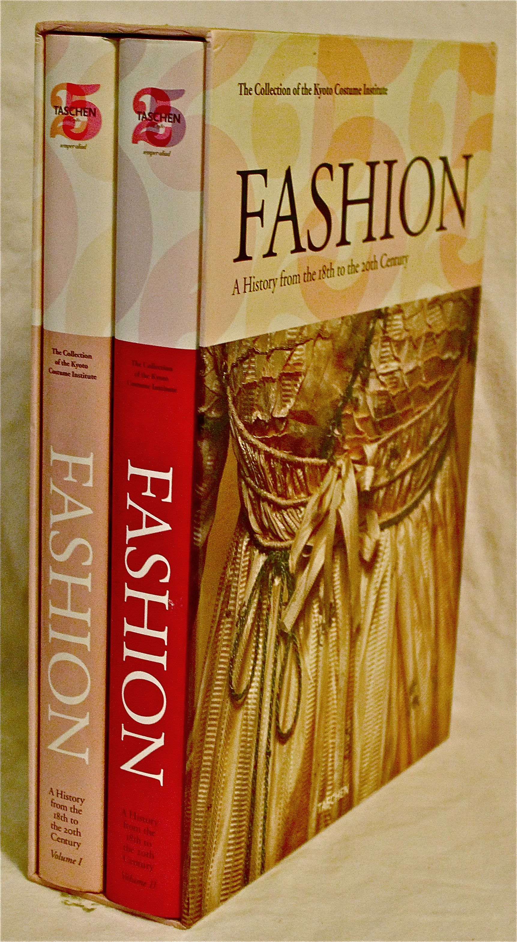 Image for Fashion: A history of the 18 through 20th centuries