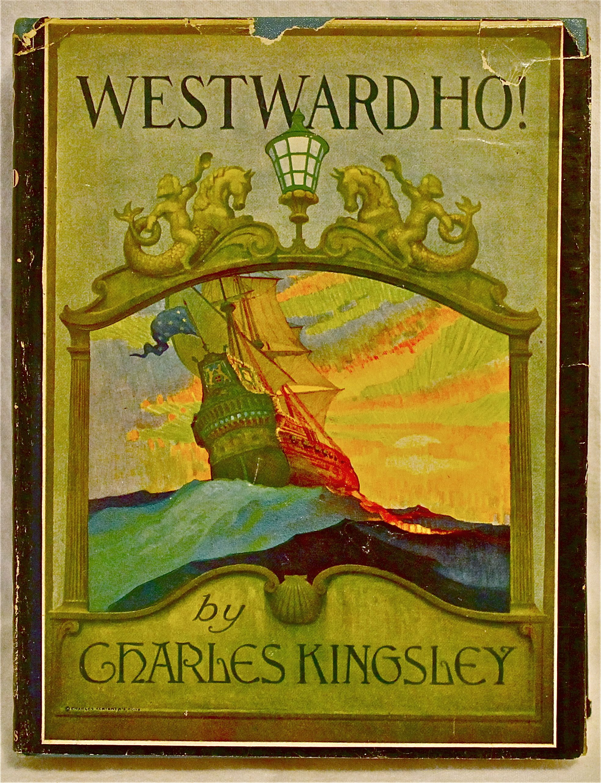 Image for Westward Ho!