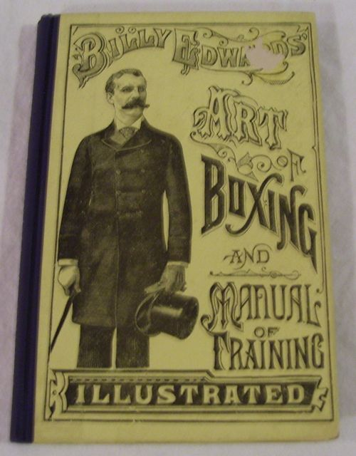 Image for Art of Boxing and Manual of Training Illustrated