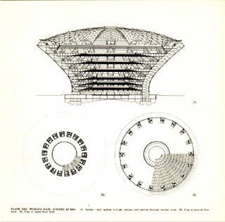 Image for A Theme Center for a World's Fair: Two Surfaces of Revolution